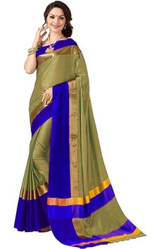 Multicoloured Cotton Silk Sarees from Stf Store Party Wear Sarees Online, Online Shopping Sarees, Party Sarees, Saree Shopping, Satin Saree, Tussar Silk Saree, Art Silk Sarees, Ethnic Sarees, Indian Sarees