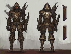 Demon Hunter By Blizzard Entertainment at us.battle.net/d3