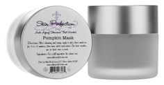 We are nearing Thanksgiving! Like pumpkin pie? Try out Pumpkin Facial Mask with Glycolic Acid! It clarifies skin and helps fight signs of aging with the delicious pumpkin scent! It is perfect for the holidays!