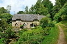 Moulin et son étang sur 2,4 hectares Morbihan