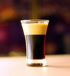 "Коктейль ""Baby Guinness"" (Детка Гиннесс)"
