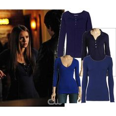 Elena Gilbert outfit
