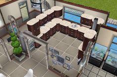 House 3 / 1st building /kitchen / scandanavian style / sp /