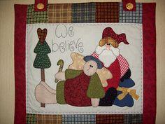 patchwork motivo natalino - Pesquisa Google