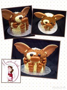 Gâteau Gremlins Gizmo / Gizmo Gremlins cakes
