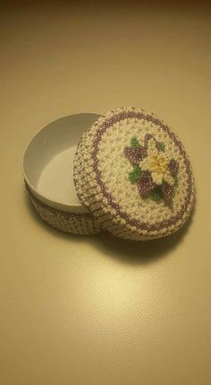 Scatolina violetta