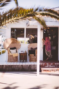 "281 seaside bathingsuit store. ""before leaving, she lend teresa and Dove rompers (strappy blue romper, and feather detail dress) to go out in public. The girls went crazy shopping everywhere"