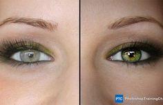 Enhancing Eyes in Photoshop