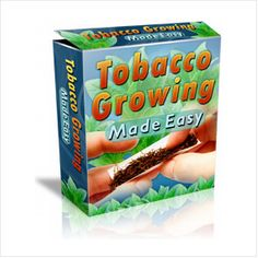 Tobacco Growing Made Easy We Love 2 Promote http://welove2promote.com/product/tobacco-growing-made-easy/  Price: & FREE Shipping  #internetmarketing