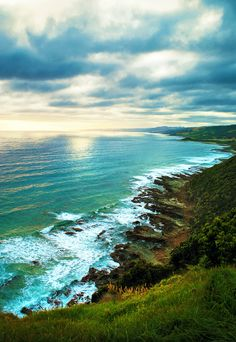 Great Ocean Road I by McKenzie-James.deviantart.com on @DeviantArt
