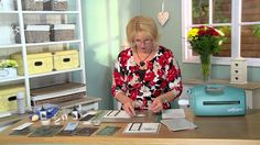 Crafting My Style With Sue WIlson - Paper Pierced Striplet For Creative ...