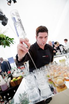 Stones Events Talented Bar Staff