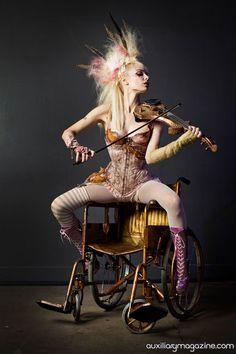 My violinspiration XD