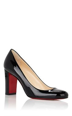 930d304eb743 Christian Louboutin Lady Gena Patent Leather Pumps - Heels - 505923896  Patent Leather Pumps