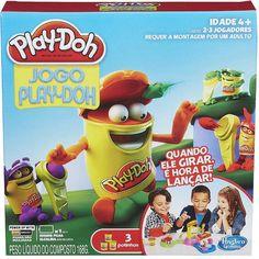 Linha de Massinhas Play-Doh com 25% de desconto na Americnas. Papai... Mamãe... Olha o Dia das Crianças!!!
