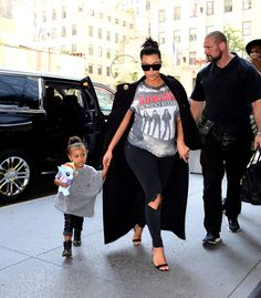 3-Year-Old North West Is Already a Member of the Style Elite - North West-Wmag