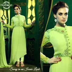 b409b1a2eb 12 Best Party Wear Salwar Suits images in 2016 | Party clothes ...