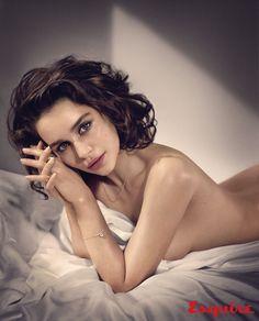 Emilia Clarke Is the Sexiest Woman Alive 2015  - Esquire.com