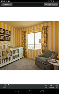 Love! Sophisticated boy's room?
