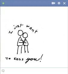 Fire Quotes, Emoji Love, Kiss You, Cute Icons, Smiley, Messages, Happy, Imagenes De Amor, Happy Faces