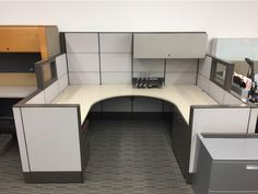 Used Herman Miller cubicles can match the décor of your office and the best thing is that you can have them in your shoestring budget. So why spend more for the same thing?  #usedHermanMillercubicle, #usedcubicles