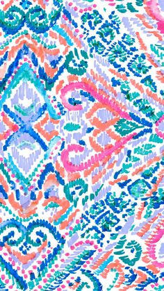 Lilly pulitzer print: solar opposite arte e manhas lily puli Lilly Pulitzer Iphone Wallpaper, Lilly Pulitzer Prints, Apple Watch Wallpaper, Phone Background Patterns, Wall Paper Phone, Drawing Quotes, Pattern Paper, Ikat Pattern, Pattern Design