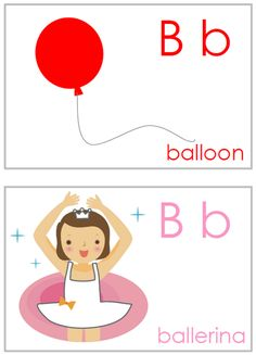 flashcards, could be cute as wall decor, she made them using powerpoint clip art