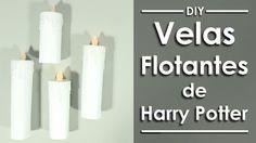 Velas Flotantes de Harry Potter - DIY