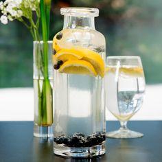 Libbey 92139 40.25 oz. Helio Water Bottle - 12/Case