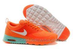 newest ad9fd b6fd3 Nike Air Max Thea Womens Orange Teal Online AXdE4, Price   79.00 - Big Kids  Jordan Shoes - Kids Jordan Shoes - Cheap Jordan Kids Shoes