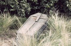 """sixpenceee: """"Exploding Coffins Corpses produce a host of gases as microorganisms break down the body. Some researchers even believe this corpse gas can be used to establish the time of death. These gases build up inside sealed coffins. If enough gas..."""