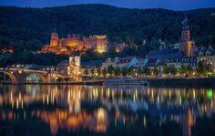 Photograph Heidelberg by Robert  Schüller on 500px