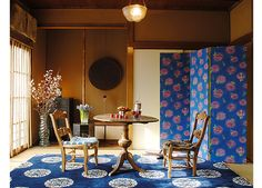 IKEAやカリモク60もよく似合う。ほっこり和室のインテリア | スクラップ [SCRAP]