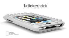 TinkerBrick LEGO Compatible Case for iPod 4G