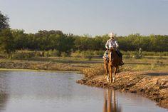 Luxuriöse Ranch Texas »Ranch Urlaub in Amerika» Brittneys.de