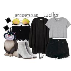 Disney Bound - Lucifer