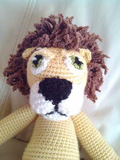 Su Crochet: Amigurumi león
