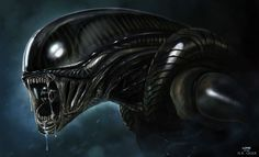 Un bar Alien designé par son créateur va ouvrir aux États-Unis