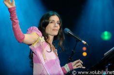 Yael Naim - Festival Musilac (Aix Les Bains) - www.volubilis.net
