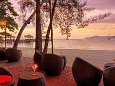Bunga Raya Island Resort, Malaysia