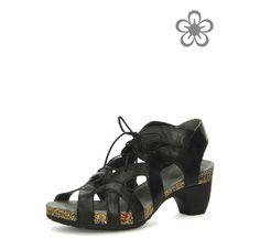 Think Sandals TRAUDI Sandal BLACK