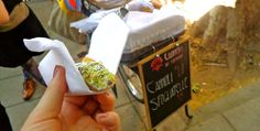 Cannoli de Palermo, Buenos Aires {pinned from thewanderita.com}