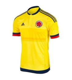 Colombia Home Jersey