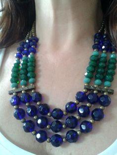 Scarf Necklace, Diy Necklace, Jewelry Necklaces, Beaded Bracelets, Jewellery, Beaded Jewelry Designs, Necklace Designs, Western Jewelry, Tribal Jewelry