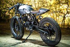Yamaha RX135 – Bull City Customs   Pipeburn.com