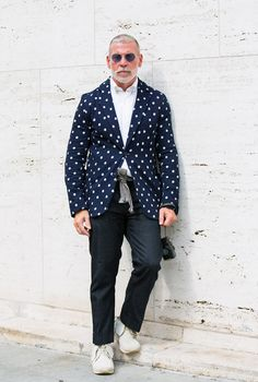 Nick Wooster, le plus star