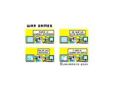 Pixel comics.