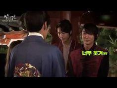 Eng Sub Scarlet Heart Ryeo BTS - YouTube