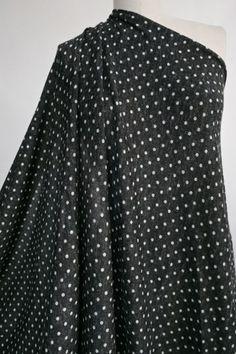 Marcy Tilton - Knit Stripes & Dots - Starlight Dots Sweater Knit
