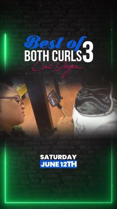Our annual Best of Both Curls pop-up shop takes place in Las Vegas on Saturday,June 12th. Tickets go on sale April 30th! Pop Up, Las Vegas, 30th, Curls, June, Waves, Shop, Movie Posters, Instagram
